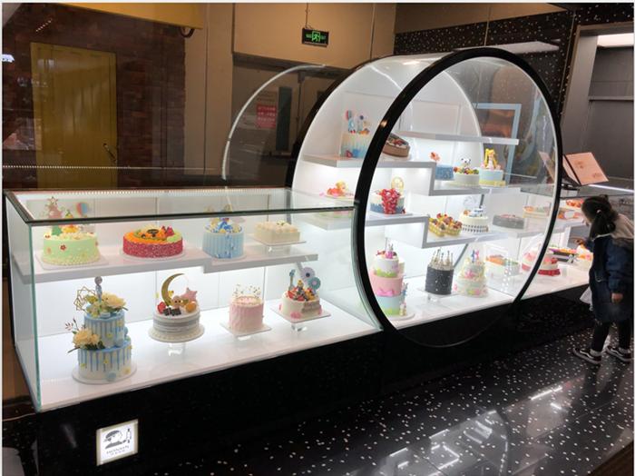 蛋糕柜HM-08