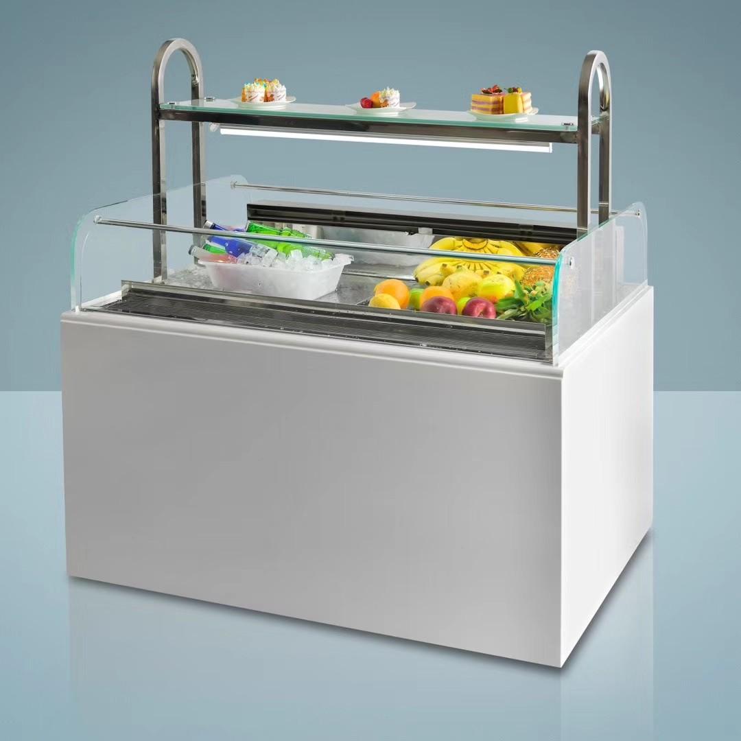 三明治冷柜HM-04