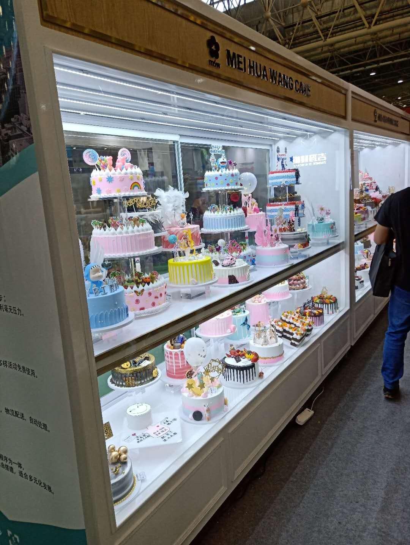 蛋糕柜HM-07